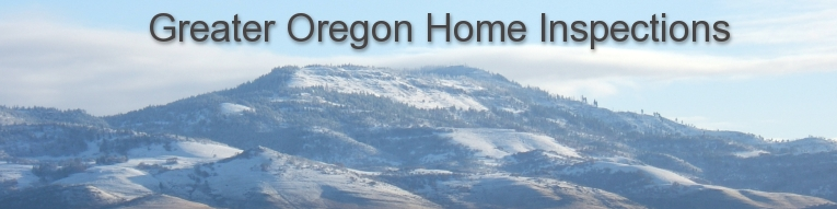Greater Oregon Home Inspections